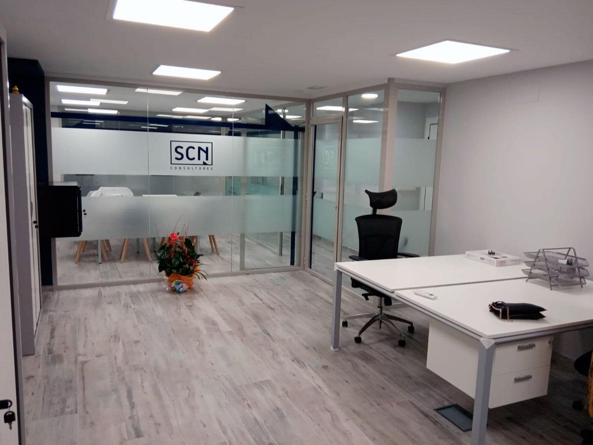 Oficinas SCN Consultores